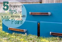 Painting Furniture / by Sarah Morgan Thompson
