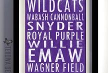 E.M.A.W / Kansas State Wildcats  / by Lexie H