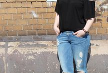 Ootd: Destroyed Jeans und Sseko Sandale