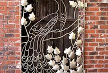 ideias para meu portão