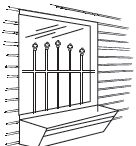 Windows And Grilles / #Security Products