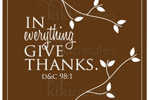 THANKS{giving} / by SassySites AndCrafts