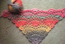 knitting and crochet ideas / by Kathleen Fernsler Holley