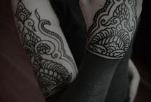 tattoos (*o*)