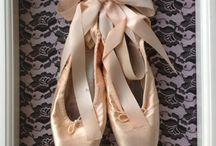 Balett dekorációk