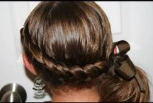 Alyssa's hairstyle ideas / by Laura Cavanaugh
