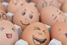 hiasan telur lucuuu