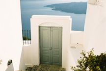 Travel - Santorini