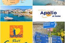 Cyprus / Van 11 t/m 15 november 2016 heb ik op uitnodiging van het Cyprus verkeersbureau het eiland mogen verkennen met een huurauto. Cyprus heeft voor iedereen wat te bieden zon, zee, strand, natuur en cultuur. Je kan er ook fantastisch fietsen en wandelen. #Cyprus #Apolloathome