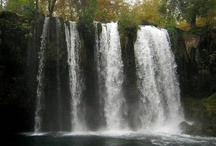 Waves,Waterfalls and Fountains