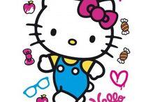 Hello Kittys gyerekszoba