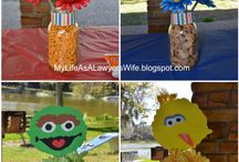 event design // Sesame Street