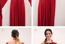 infinty dress ways