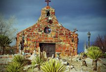 Old Churches / by Tammy Martintoni