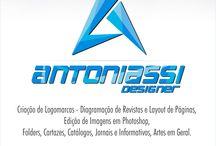 Trabalhos Designer Gráfico / Trabalhos realizados para empresas