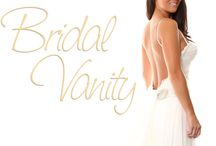 Bridal Vanity / Bridal Vanity is a team of makeup artists & hair stylists with over 10 years experience within the bridal industry. Check out our website for more information http://vanityx.ie/bridal-vanity/