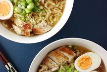 suppe/schnelles essen