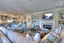 Livingroom seating