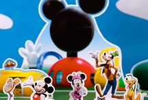 Mickey Party / Ideas for My son second birthday