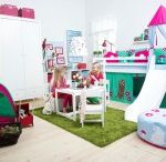 Forest Children Beds / A Beautiful Universe for Your Childrens Bedroom. Children Furniture e.g. with Bunk bed, Mid high bed, Half high bed, High bed, Conopy bed and Sofabed made in the Highest Quality from Hoppekids.