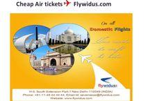Cheap Air tickets - Flywidus