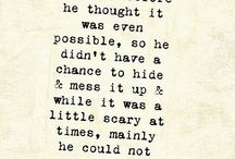 Quotes / by Shannon Desrocher
