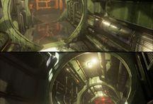 CG environments