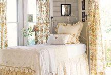 Beautiful bedrooms ...