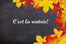 C'est la rentrée! mes projets, et mon bilan des 6 mois! A lire sur le blog authente.fr