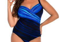 Womens Sized Swimsuits