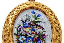 jewels micromosaic