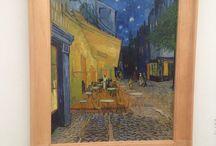 Van Gogh al Museo kröller - Müller di Otterlo / Quadri presenti nel museo