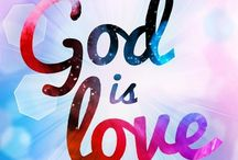 God is Love / by Rita Rotondo
