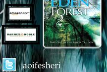 The Saskia Trilogy / Eden Forest #1 City of Secrets #2