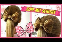 Frisuren für Girls