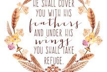 Psalm 91 / Whoever dwells in the shelter of the most high