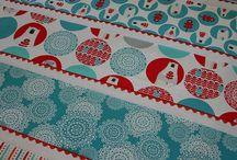Fabric sighting!
