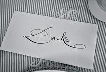 Kalligraphie/Zeichnen