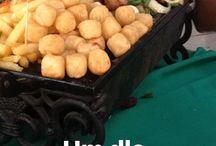 Comer é vida