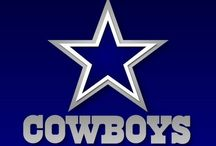 Dallas Cowboys / America's Team / by Gina Hernandez