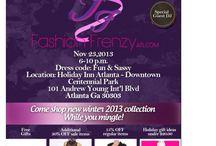 FFATL News and Note Worthy / Fashionfrenzyatl.com fashion events