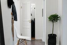 Entrance, hallway