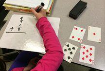 Math Ideas / by Meredith Burnett