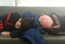 BIGFLO ♡ / Members; Yuseong, Lex, Eujin, Ron, Sungmin.  I can't choose bias too.