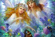Fantasia de angeles