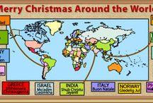 Christmas Around the World for Ks