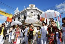 Phuket Festival / Interesting festival in Phuket all year round