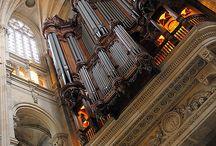 Church Organs / Church organs from all over the world.