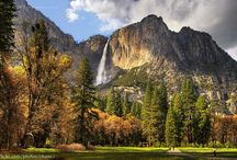 I love our National Parks / by Tina M