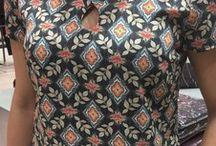 blusas de verão